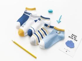機器人主題系列童襪