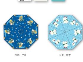 儿童雨伞设计