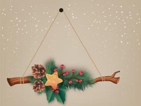 圣诞挂件设计