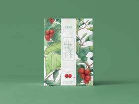 山楂素包装设计