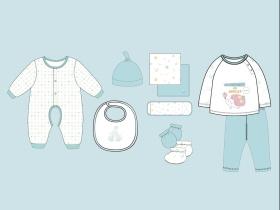 嬰兒內衣禮盒