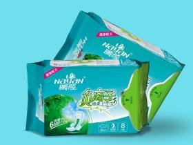 日用品卫生巾包装设计