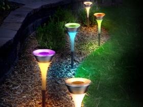 太阳能户外灯具