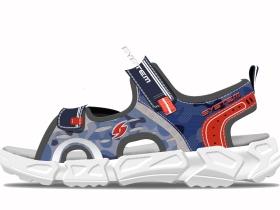 童凉鞋设计