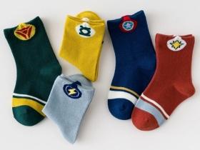 漫威元素童袜