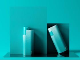 100ML便攜乳液瓶設計
