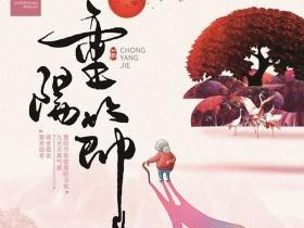 重阳节节日活动宣传海报