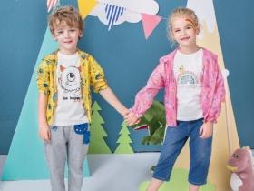 怪獸大冒險男童和女童服飾