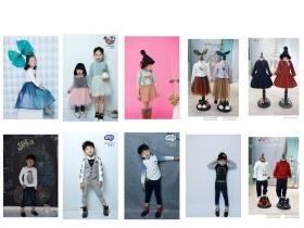 男女童秋装系列