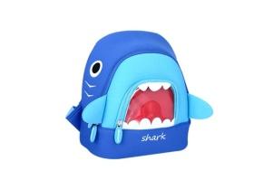 鲨鱼仔儿童背包