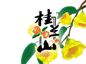 金花茶logo设计