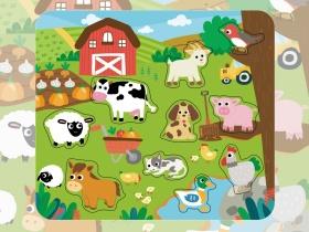 农场拼板系列
