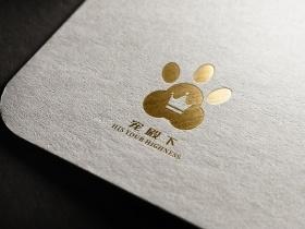 宠物LOGO设计