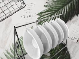 铁艺陶瓷餐具