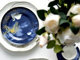 陶瓷餐具套装图案设计