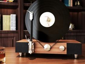 gramovox 格莱美黑胶唱片机
