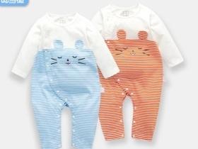 猫咪宝宝哈衣