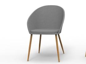 北欧简约塔斯林餐椅