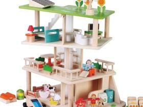 木制娃娃房