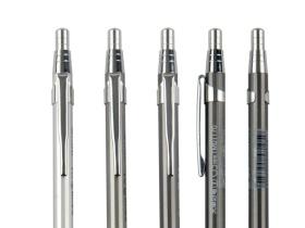 多边金属活动铅笔