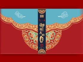 洪澤湖大米包裝設計