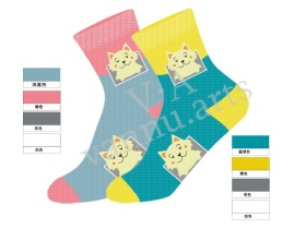 2021冬季儿童袜子