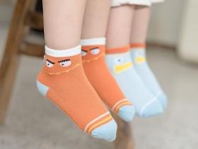小怪兽系列童袜