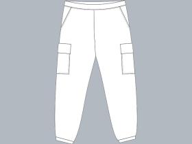 春秋运动裤