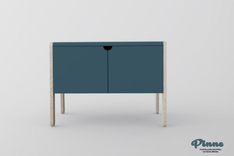 PINNE -简单的抽屉柜