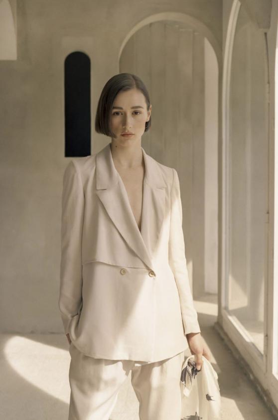 自有品牌Honne服装系列