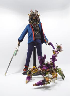 玩具模型影视动漫游戏角色服装和人物