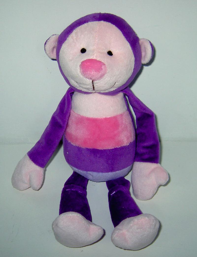 短毛绒猴子