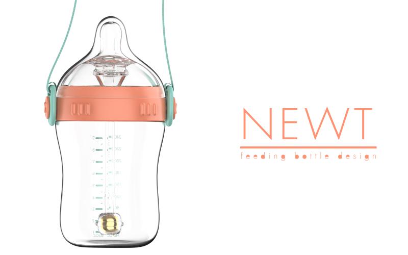 儿童奶瓶母婴喂养设计