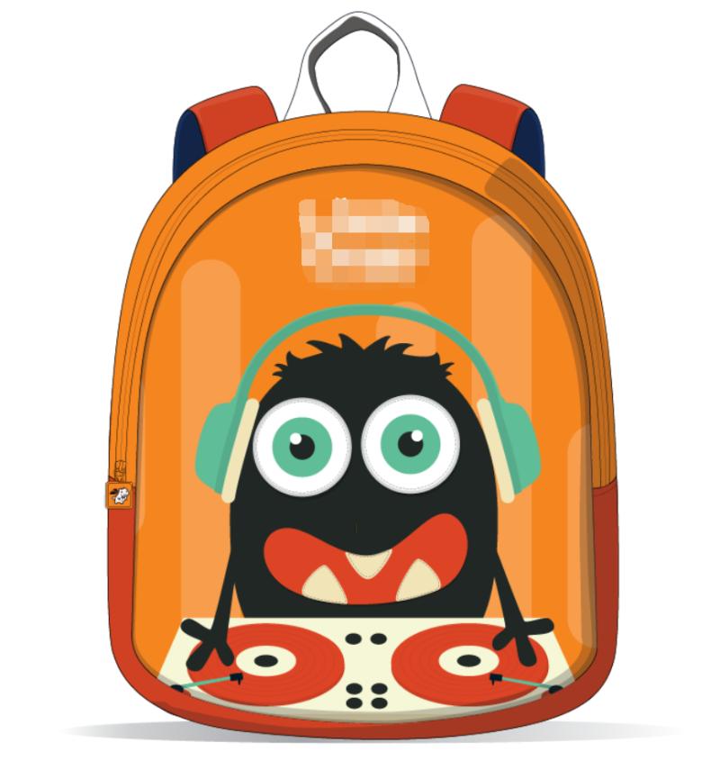 儿童卡通背包