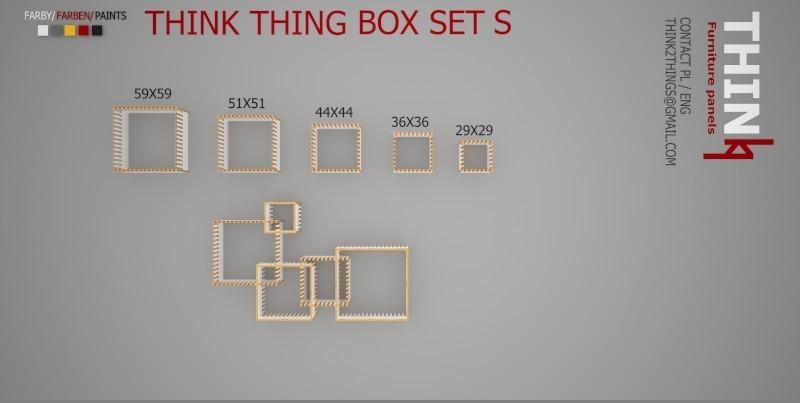 Think Thing模块化货架设计