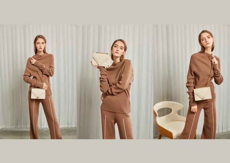 金秋绗缝包款系列设计