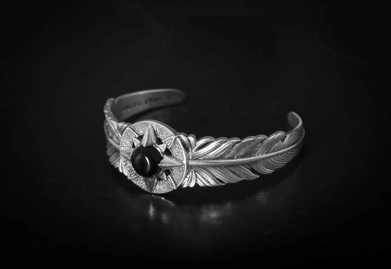 暗黑复古银饰-星云系列