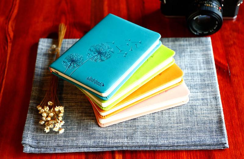 创意便携皮笔记本