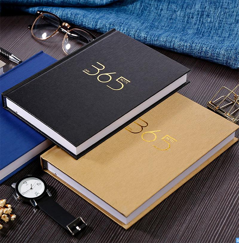 365計劃日程筆記本