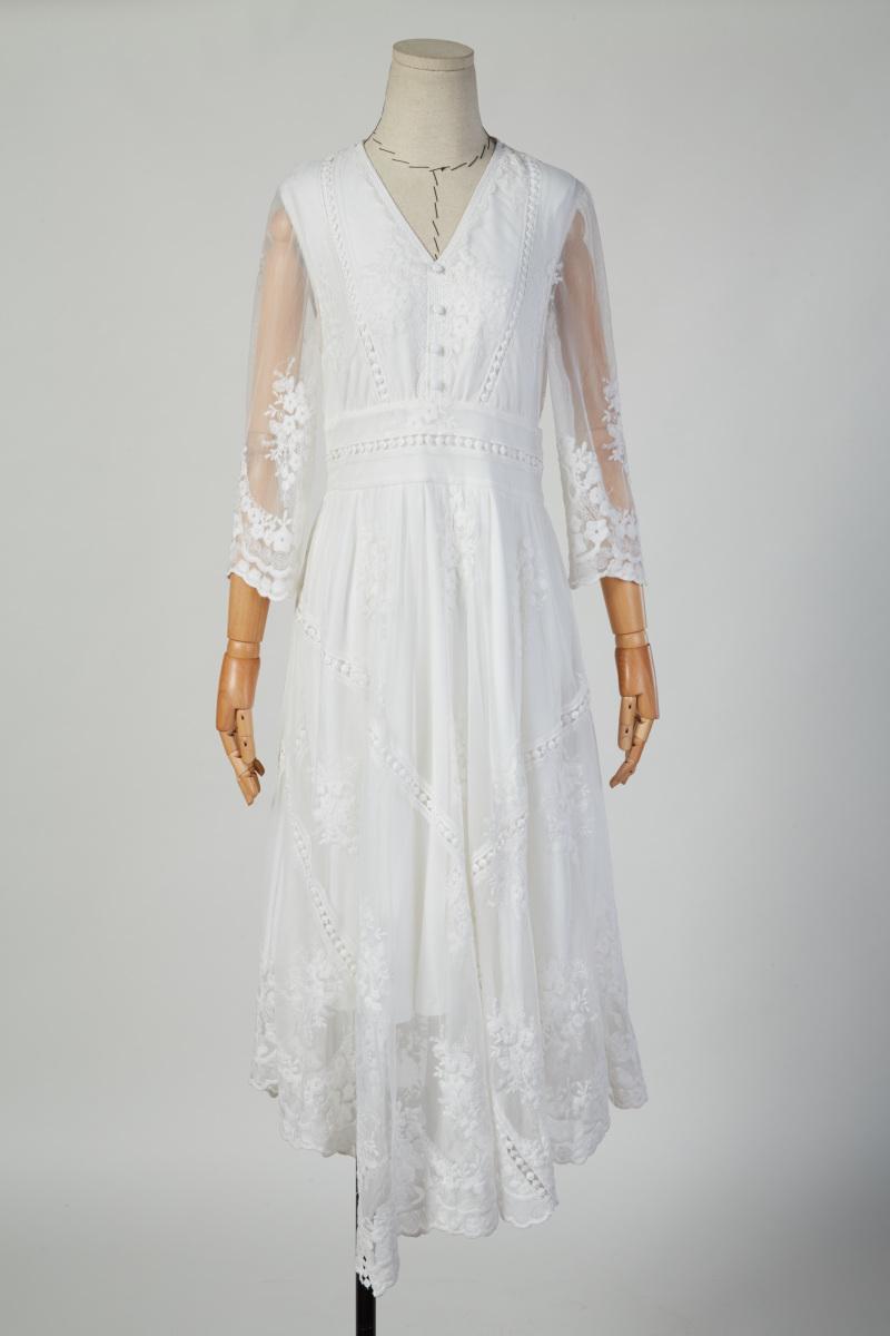 仙女系连衣裙