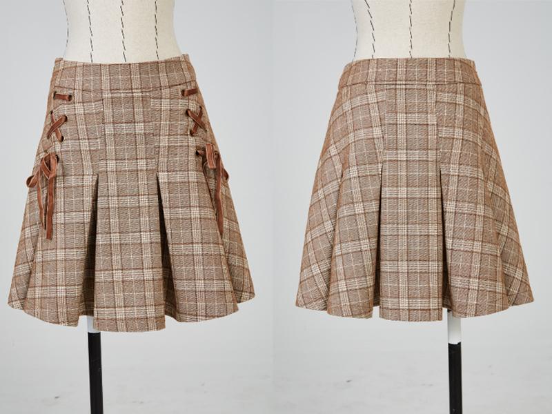 经典复古半裙