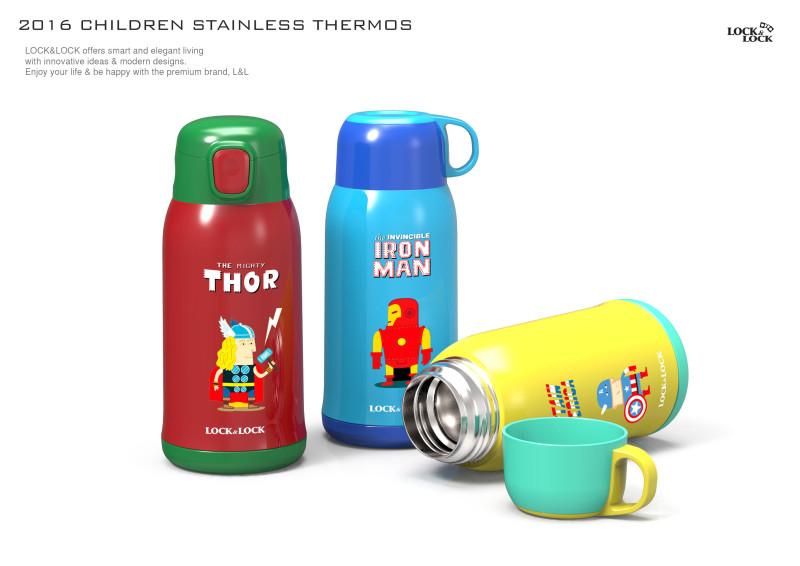 儿童保温杯