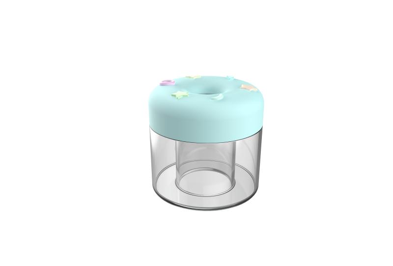 发圈盒一字夹盒外观设计