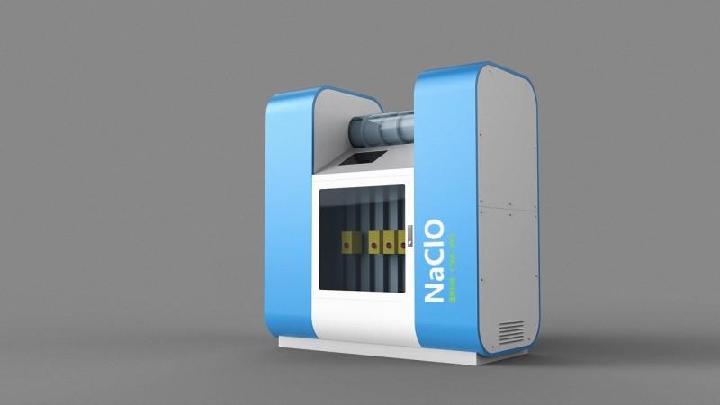 3KG次氯酸钠发生器外观设计