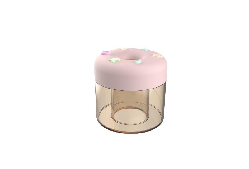 發圈盒一字夾盒外觀設計