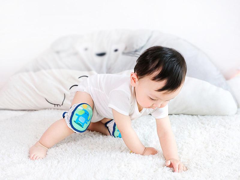 寶寶護膝防摔