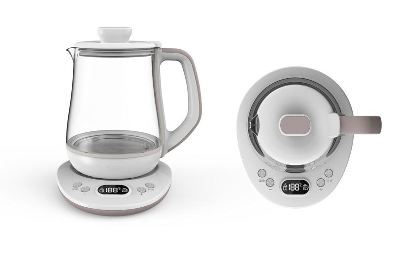 调奶器外观设计