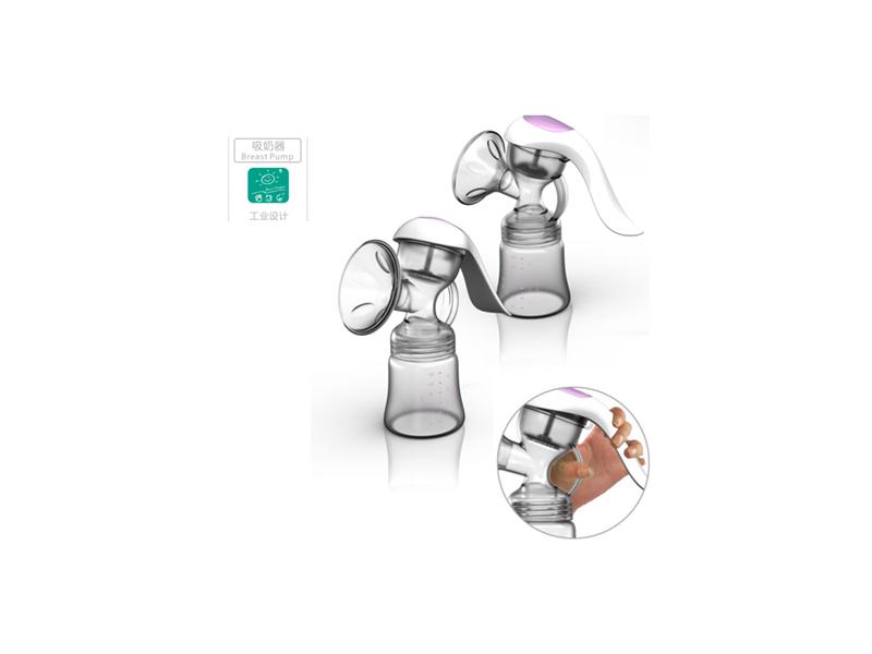 手动吸奶器外观设计