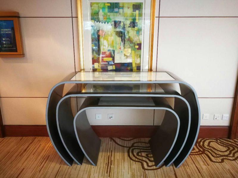 拱形布菲桌
