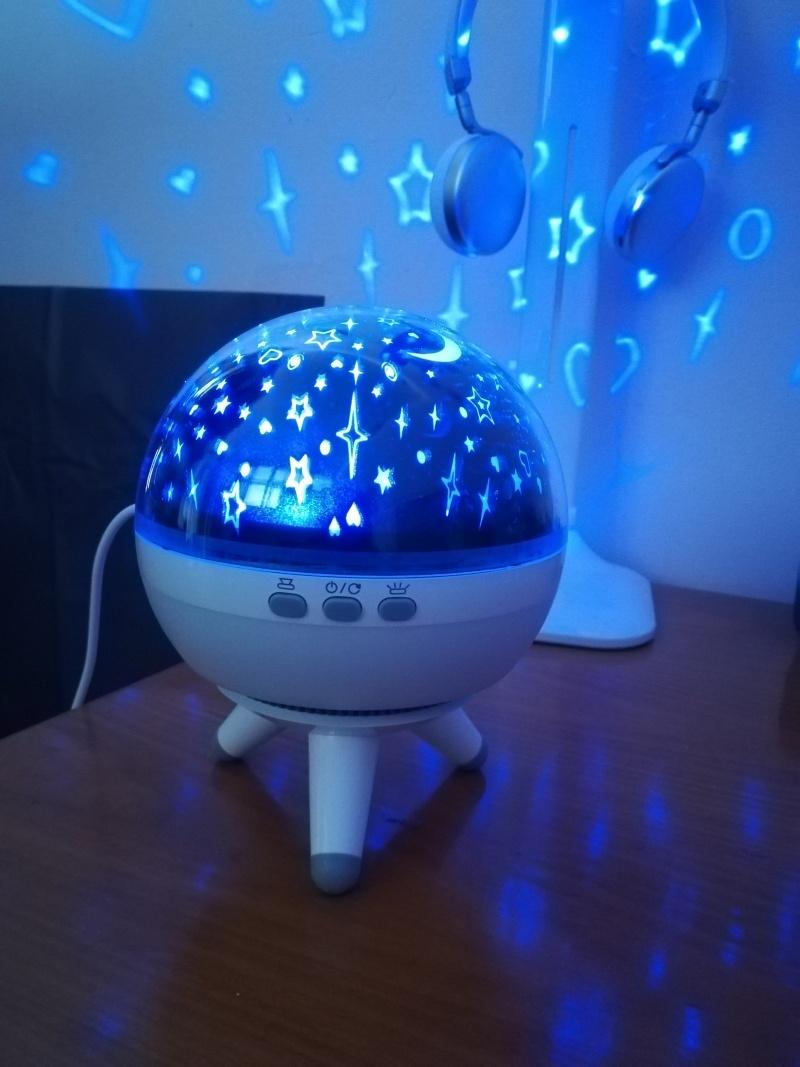 夢幻星球投影燈